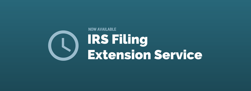 Irs Filing Extension Service Form 8809 Boomtax