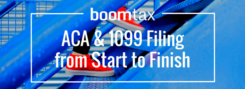 Prepare, Distribute, e-File: The BoomTax Quick Guide for Tax Year 2017